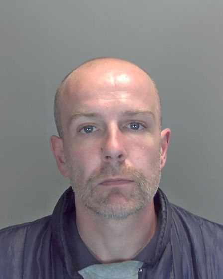 Shaun Byers has been jailed for three year and nine monts. Picture Norfolk Constabulary.
