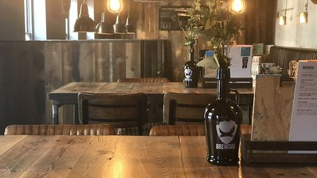 Brewdog is opening an upstairs room that will host beer tasting sessions and botttomless brunch. Pic
