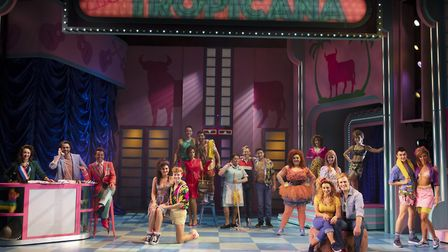 Club Tropicana. Photo: Supplied by Norwich Theatre Royal