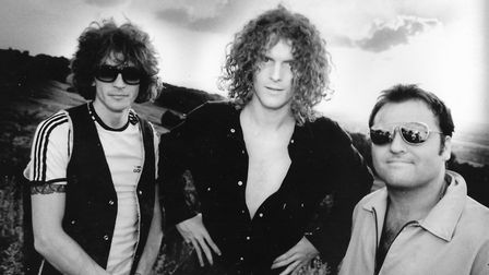 English rock band Dodgy are bringing their 25th anniversary Homegrown tour to Norwich. Photo: Carry