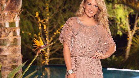 Reanne Brown in The Bachelor UK Credit: The Bachelor/Channel 5