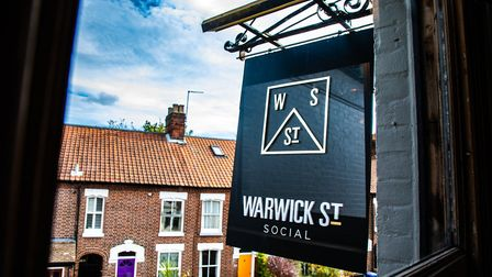 The Warwick St Social in Norwich is fighting back for the local music scene. Photo: Supplied by Jame