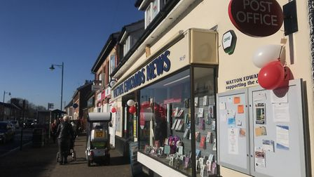 Watton's new post office has opened following a delay. Picture: Victoria Pertusa