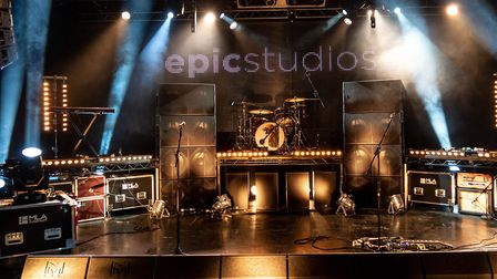Epic Studios have had a state-of-the-art Martin Audio MLA PA system installed - the fourth of it's k