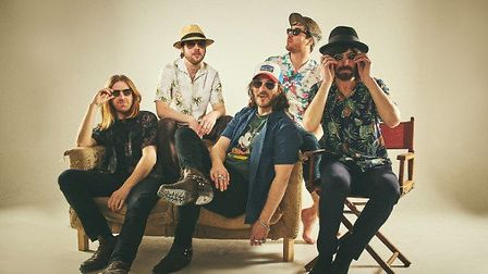 The Coral will be headlining The Waterfront in Norwich. Photo: Courtesy of SJM Concerts