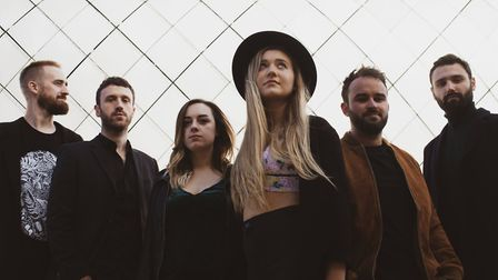 Rock/Americana group Morganway announce their first official single. Photo: Republic Media