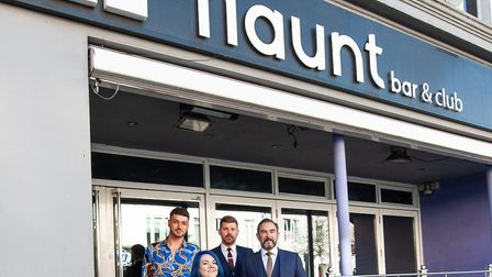 Flaunt nightclub in Norwich which is closing before reopening with a new name and look