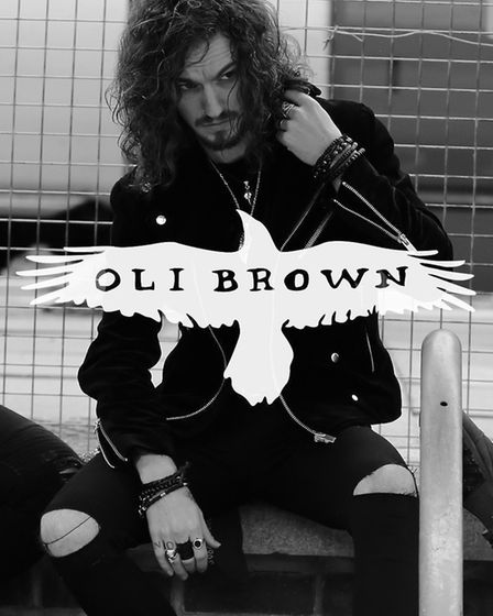 Norfolk born blues singer and guitarist Oli Brown will be playing at the Maddermarket in Norwich. Ph