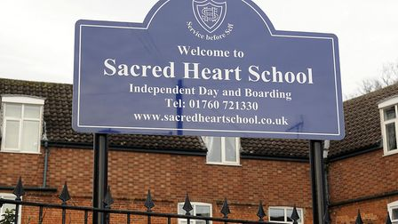 Sacred Heart School in Swaffham where the senior school is to close but a new primary could be opene