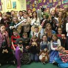 Browick Road Primary School on World Book Day 2019. Photo: Browick Road Primary School