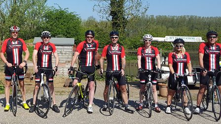 The VeloWatton cycle club are organising their summer 100 mile club ride in aid of Nelson's Journey
