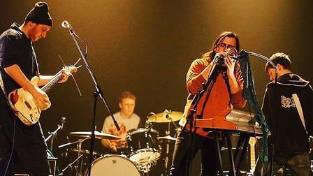 Norwich-based band MARLA are set to release their new EP which was recorded at Abbey Road Studios. P