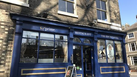 The Edith Cavell bar and restaurant in Tombland, Norwich are handing over off cuts of their prime st