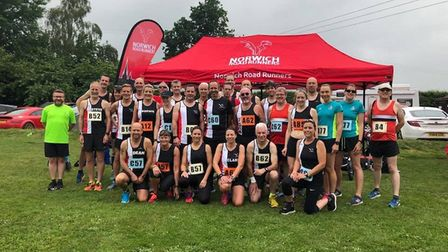 Norwich Road Runners are to relocate their headquarters to Sprowston Community Academy. Picture: Nor