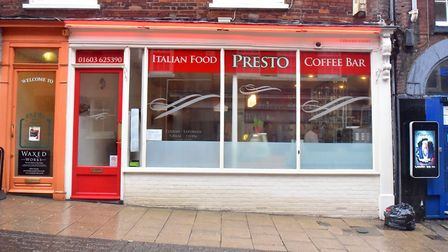 Presto is set to close, Orford Street, Norwich. PICTURE: Jamie Honeywood