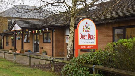 Busy Bees Norwich Meridian. Picture: DENISE BRADLEY