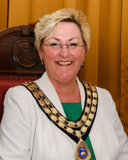 Mayor of Watton Tina Kiddell has written her last Mayor's Musings before the election. Picture: Mark