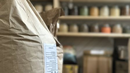 Re-Source will offer a multitude of ethically sourced and organic foodstuffs from their new general