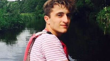 Joe Hewett-Emmett who took his own life in November 2018 after an extensive battle with depression.