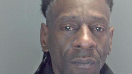 Donovan Gurley was sentenced to three years in prison for supply of class A drugs. Picture: NORFOLK