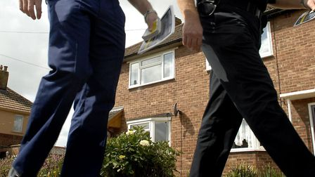 Police have issued a warning after reports of cold callers in Costessey. Picture: Adrian Judd