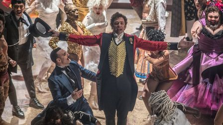 The Greatest Showman. Picture: Laurence Mark Productions/Outnow.ch