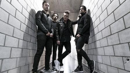 Papa Roach to bring their UK tour to The LCR UEA in Norwich. Picture: Bryson Roatch