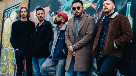Youth Killed It will headline Norwich Arts Centre. Picture: Ray Roberts