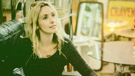 Norwich singer-songwriter Lisa Redford is set to release her brand new EP Edge of Love. Picture: Sup
