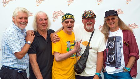 Fairport Convention will bring their headline tour to Norwich. Picture: Charlie Bryan