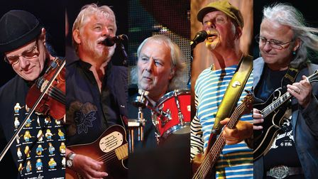 Fairport Convention. Picture: Supplied by Epic Studios