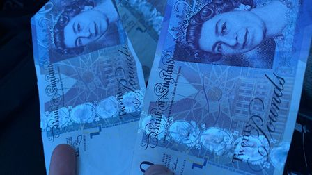 A man allegedly used fake £20 notes to pay for the goods. Photo: Adelaide Kemp