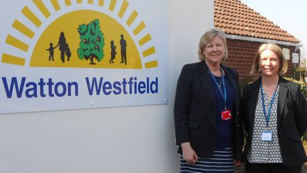 Watton Westfield Infant and Nursery School. Picture: Corvus Academy Trust