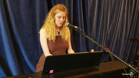 Bridget Holmes who will perform at the Unsigned event at The Waterfont in Norwich. Picture: Supplied