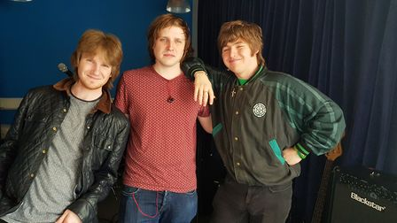 The Renadeans who will perform at the Unsigned event at The Waterfont in Norwich. Picture: Supplied
