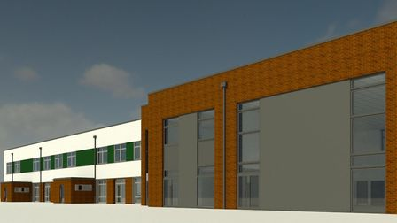 Planning permission has been granted for a new 420-place primary school in Hethersett. Photo: Norfol