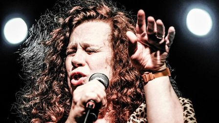 Sarah Jane Morris. Picture: Supplied by Norfolk and Norwich Festival