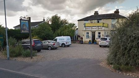 The Hare and Barrel hotel in Watton which could have become an rehabilitation centre for recovering