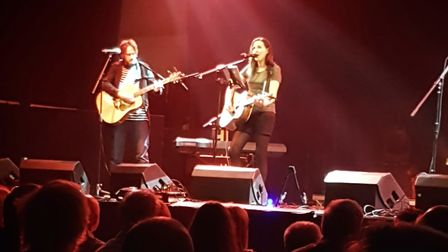 Thea Gilmore headlining OPEN in Norwich. Picture: Tracey Bagshaw