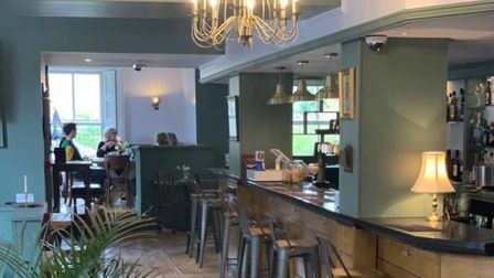 Inside the new Mr Pickwick's. Picture: Mr Pickwick's