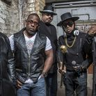 The Sugarhill Gang. Picture: Ian Rook/UEA Box Office
