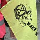 Extinction Rebellion Norwich uses non-violent direct action to raise awareness of the climate emerge