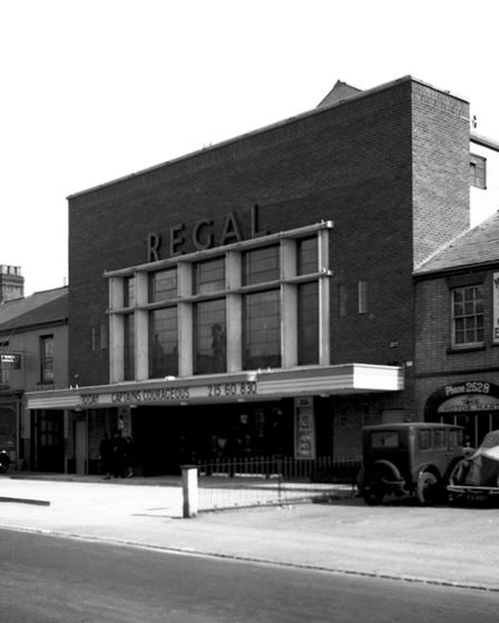 The Regal Cinema on Dereham Road the day after opening. Photo: Archant Library