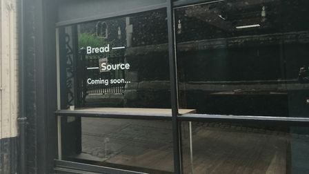 Bread Source is opening a new shop in Bridewell Alley. Photo: Rosanna Elliott