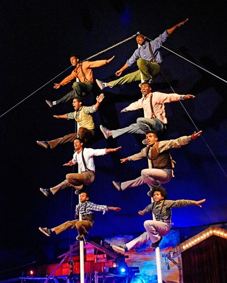 Circus Abyssinia: Ethiopian Dreams. Picture: Andrew Rees