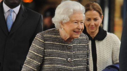 Plans for the Queen's death are set to be considered by Swaffham Town Council. Picture: DENISE BRADL