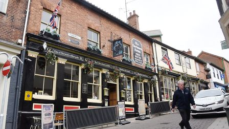 The Murderers is up for best sports pub in the Great British Pub Awards. Photo: Steve Adams