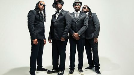 American rock band Living Colour. Picture: Supplied by Sonic PR