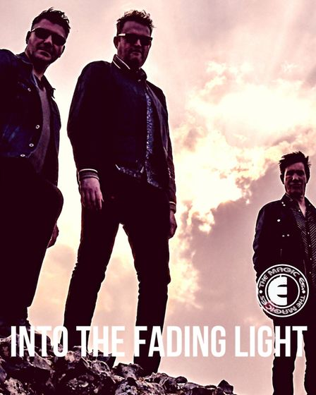 Norwich band The Magic Es new single Into The Fading Light. Picture: Supplied by The Magic Es