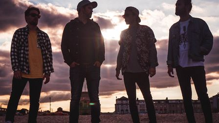 Norwich rock band Prey Drive will compete in the semi-finals of a competition to support Ed Sheeran.